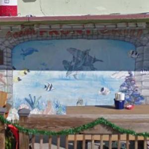 OceanFront Bar & Grill mural (StreetView)