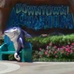 Downtown Aquarium Shark (StreetView)