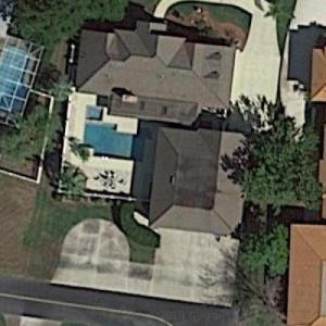 John Travolta's House (former) (Google Maps)