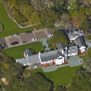 Roger McNamee's House (Google Maps)