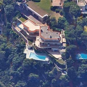 Lucas Laureys' House (Google Maps)