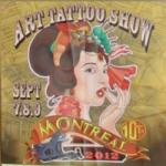 Art Tattoo Show (StreetView)
