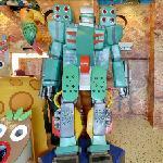 Robot (StreetView)
