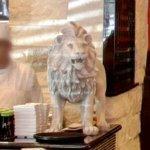 Lion (StreetView)
