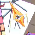 Orange Kite (StreetView)
