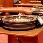 Roulette wheel (StreetView)