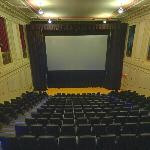 Movie theater at the Franklin Institute (StreetView)