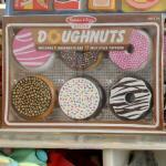 Wooden Doughnuts