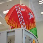 Umbrella On Display