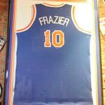 competitive price 35d31 ed5a3 Walt Frazier jersey in New York, NY (Google Maps)
