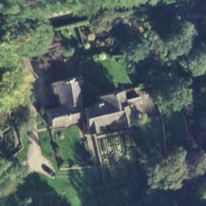 Gareth Southgate's House (Google Maps)