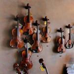 Violins (StreetView)
