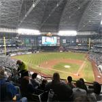 Milwaukee Brewers baseball game (StreetView)