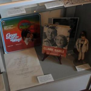 Clark Gable biography (StreetView)