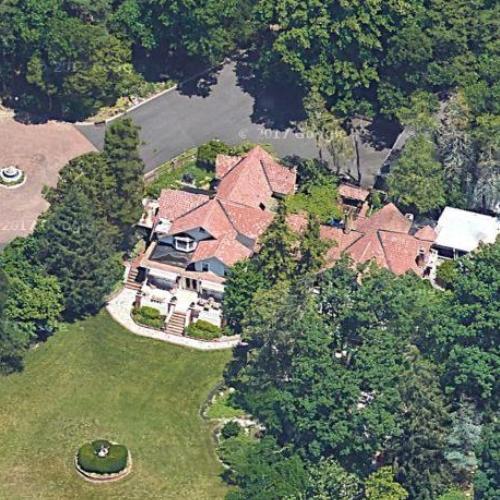 Al Capone's House (former) In Clementon, NJ (Google Maps
