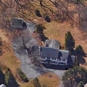 Johnny Unitas' House (former) (Google Maps)