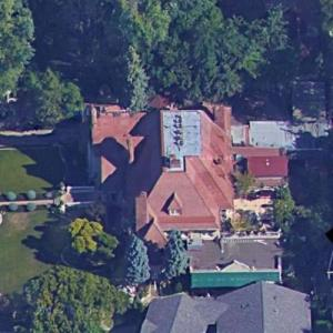 Mob Boss Tony Accardo S House Former In River Forest Il