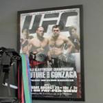 UFC 74 Couture vs. Gonzaga (StreetView)