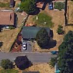 Serial Killer Gary Ridgway's House (former)