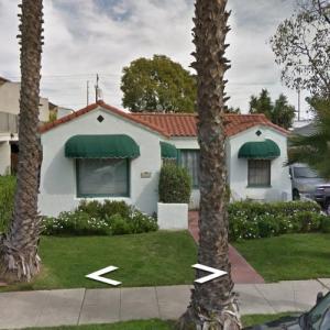 Serial Killer Randy Kraft's House (former) (StreetView)