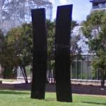 'Double Curve' by Ellsworth Kelly (StreetView)