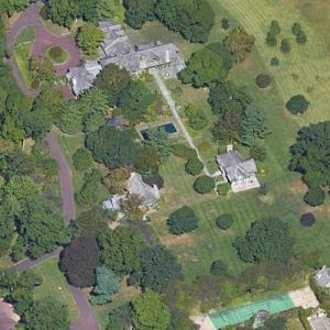 Thomas Peterffy's Estate (Google Maps)