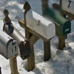 Howard Stern's Mailbox (StreetView)