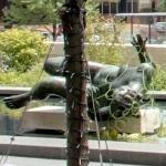 'La Reviere' by Aristide Maillol (StreetView)