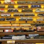 Model Trains (StreetView)