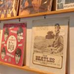 Beatle's albums (StreetView)