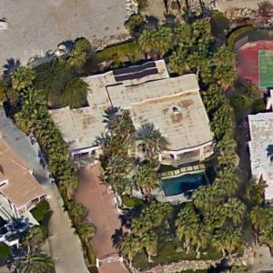 Debbie Reynolds' House (former) (Google Maps)