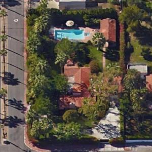Clark Gable's House (former) (Google Maps)