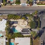 Loretta Young's House (former) (Google Maps)