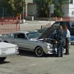 Ford Mustang Shelby GT350 (StreetView)