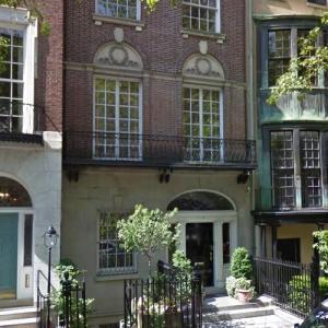Woody Allen's House (StreetView)