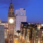 Belfast skyline (StreetView)