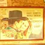 The Cowboy and the Lady Poster (StreetView)