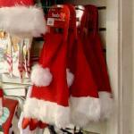 Santa hats for sale