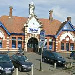 Former Bexhill West Railway Station (StreetView)