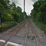 Former Bingham Road Railway Station (StreetView)