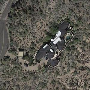 Steven Seagal's House (Google Maps)