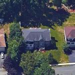 David Harris' House (Google Maps)