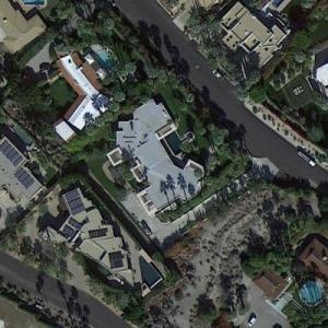 Bing Crosby's House (Former) / JFK & Marilyn Monroe Affair Location (Google Maps)
