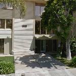 Alex Odeh murder site (StreetView)