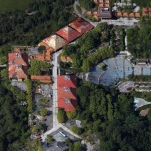 Abandoned Amusement Park (Google Maps)