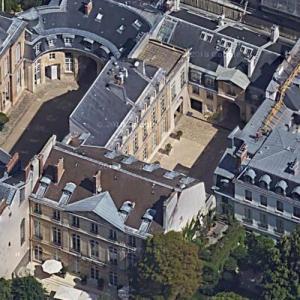 Hotel d'Avaray (Royal Netherlands Embassy to France) (Google Maps)