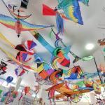 Kites (StreetView)