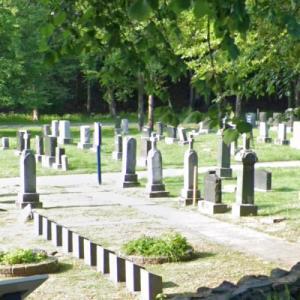 RMS Titanic Victim's Graves (StreetView)
