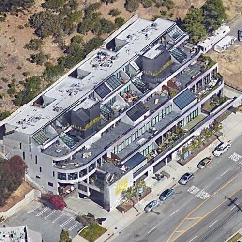 Wayne Brady's House (Google Maps)