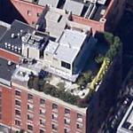 """Nouriel """"Dr. Doom"""" Roubini's Penthouse (Google Maps)"""